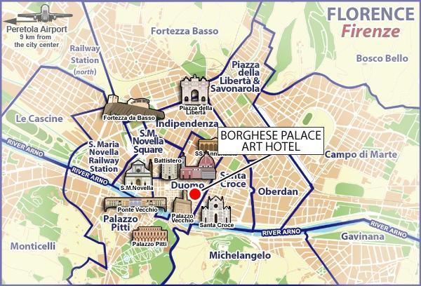 Hotel Plus Florence Firenze Telefono